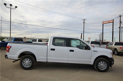 2018 F-150 SuperCrew Cab, Pickup #8253799T - photo 5