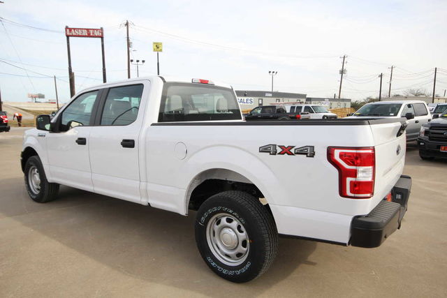 2018 F-150 Crew Cab 4x4, Pickup #8254322T - photo 2