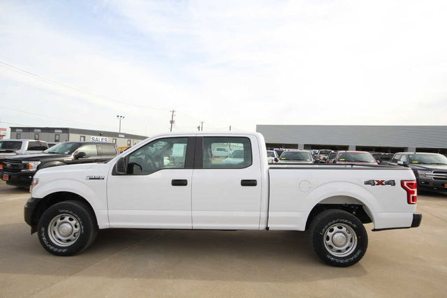 2018 F-150 Crew Cab 4x4, Pickup #8254322T - photo 8
