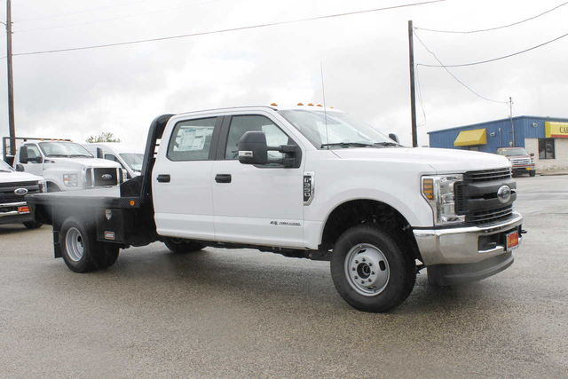 2018 F-350 Crew Cab DRW 4x4,  Norstar SR Platform Body #8255686TC - photo 4