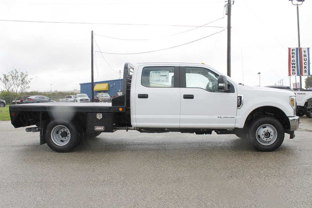 2018 F-350 Crew Cab DRW 4x4,  Norstar SR Platform Body #8255686TC - photo 5