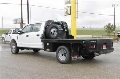 2018 F-350 Crew Cab DRW 4x4,  Norstar SR Platform Body #8255686TC - photo 2