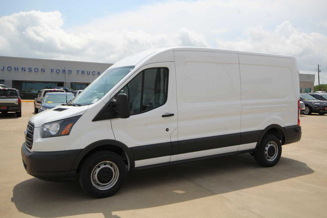 2018 Transit 250 Med Roof, Cargo Van #8358775T - photo 1