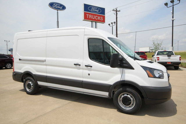 2018 Transit 250 Med Roof, Cargo Van #8358775T - photo 4