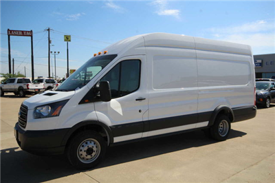2018 Transit 350 HD High Roof DRW,  Empty Cargo Van #8358776T - photo 1