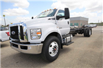 2018 F-750 Regular Cab DRW 4x2,  Cab Chassis #8804335T - photo 1