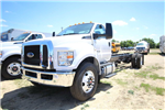 2018 F-750 Regular Cab DRW 4x2,  Cab Chassis #8804344T - photo 1