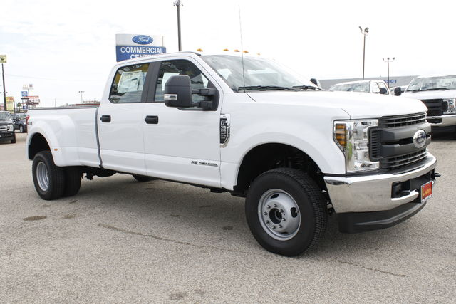 2019 F-350 Crew Cab DRW 4x4,  Pickup #9251606TC - photo 4