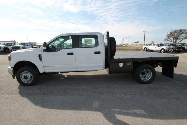 2019 F-350 Crew Cab DRW 4x4,  Knapheide Platform Body #9253385TC - photo 8