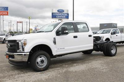 2019 F-350 Crew Cab DRW 4x4,  Cab Chassis #9257229TC - photo 1