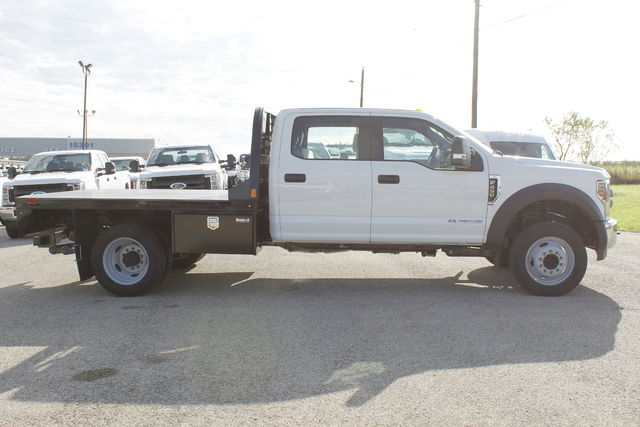 2019 F-450 Crew Cab DRW 4x2,  CM Truck Beds RD Model Platform Body #9806422T - photo 5