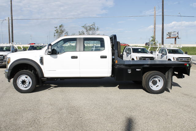 2019 F-450 Crew Cab DRW 4x2,  CM Truck Beds Platform Body #9806422T - photo 8