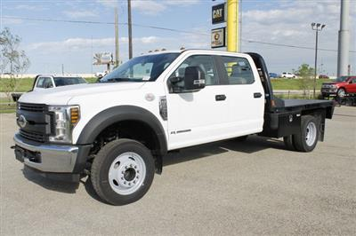 2019 F-450 Crew Cab DRW 4x2,  CM Truck Beds RD Model Platform Body #9806422T - photo 1