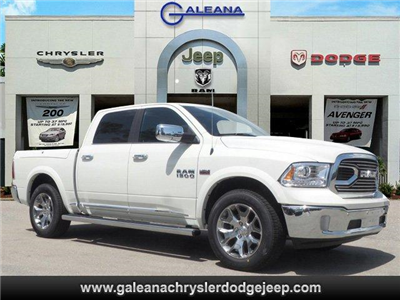2017 Ram 1500 Crew Cab 4x4 Pickup #D71285 - photo 1