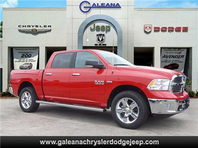 2017 Ram 1500 Crew Cab 4x4 Pickup #D71334 - photo 1