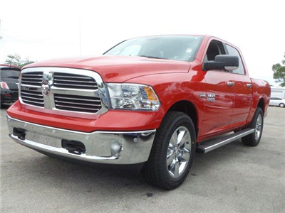 2017 Ram 1500 Crew Cab 4x4 Pickup #D71334 - photo 6