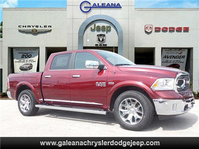 2017 Ram 1500 Crew Cab 4x4 Pickup #D71462 - photo 1