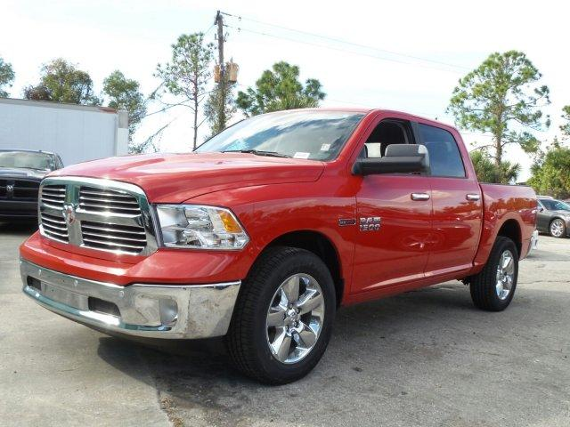2017 Ram 1500 Crew Cab 4x4, Pickup #D71536 - photo 7