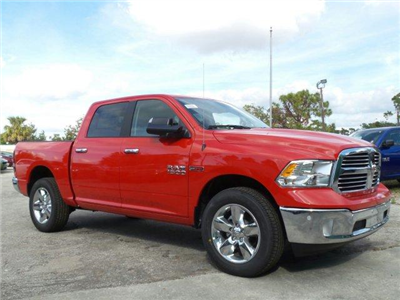 2017 Ram 1500 Crew Cab 4x4, Pickup #D71536 - photo 3