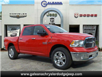 2017 Ram 1500 Crew Cab 4x4, Pickup #D71536 - photo 1