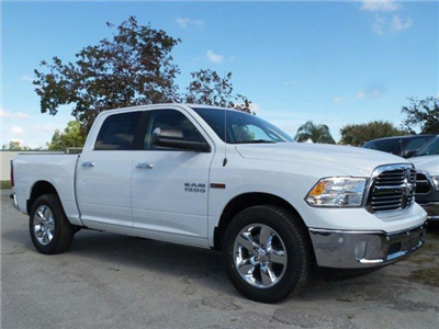 2017 Ram 1500 Crew Cab 4x4, Pickup #D71554 - photo 3
