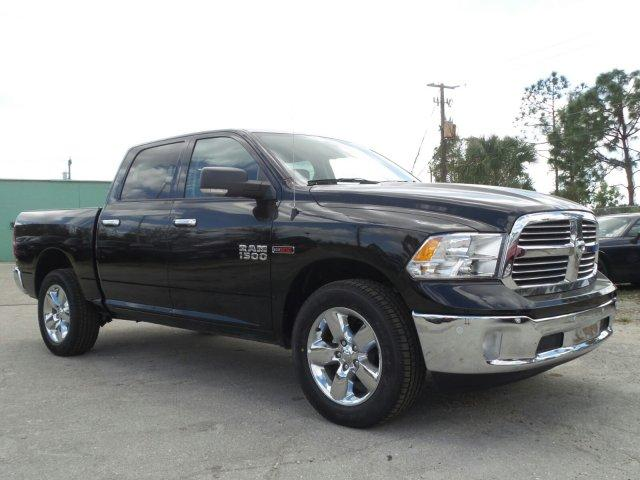 2017 Ram 1500 Crew Cab 4x4, Pickup #D71573 - photo 3