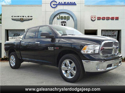 2017 Ram 1500 Crew Cab 4x4, Pickup #D71573 - photo 1
