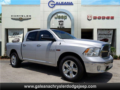 2017 Ram 1500 Crew Cab 4x4, Pickup #D71574 - photo 1