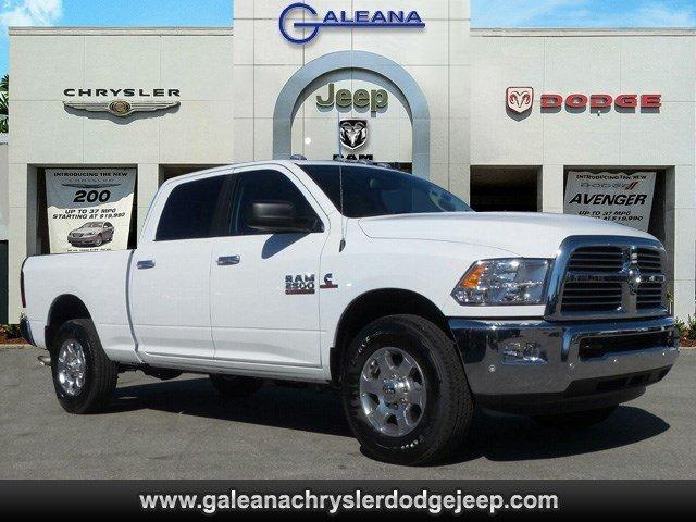 2017 Ram 2500 Crew Cab Pickup #D72519 - photo 1
