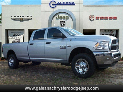 2017 Ram 2500 Crew Cab 4x4, Pickup #D72529 - photo 1