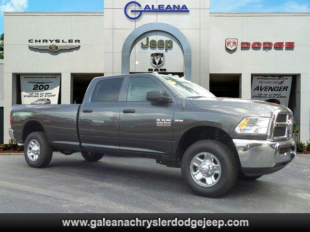 2017 Ram 2500 Crew Cab 4x4 Pickup #D72537 - photo 1