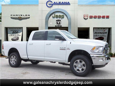 2017 Ram 2500 Crew Cab 4x4 Pickup #D72576 - photo 1