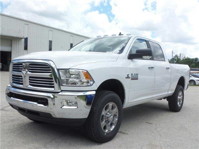 2017 Ram 2500 Crew Cab 4x4 Pickup #D72576 - photo 7