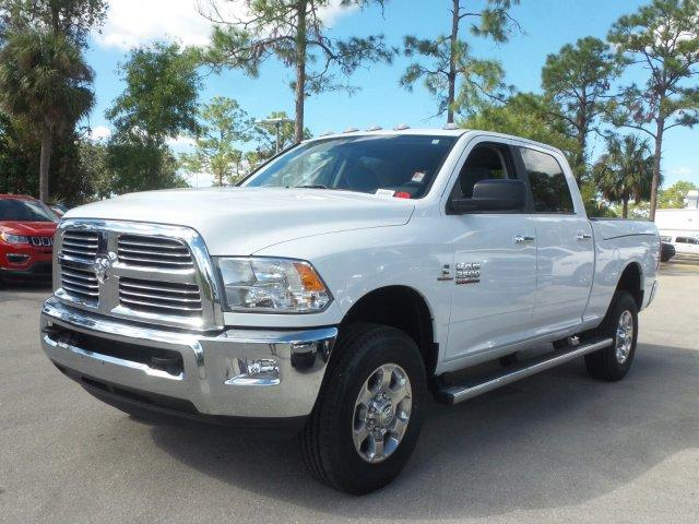 2017 Ram 2500 Crew Cab 4x4 Pickup #D72583 - photo 7