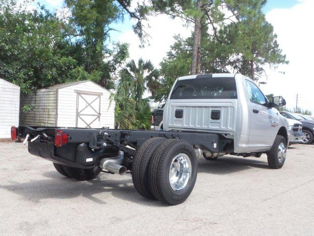 2017 Ram 3500 Regular Cab DRW Cab Chassis #D73544 - photo 2