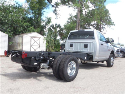 2017 Ram 3500 Regular Cab DRW, Cab Chassis #D73544 - photo 2