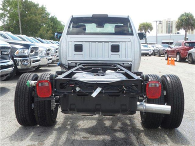 2017 Ram 3500 Regular Cab DRW 4x2,  Cab Chassis #D73545 - photo 5