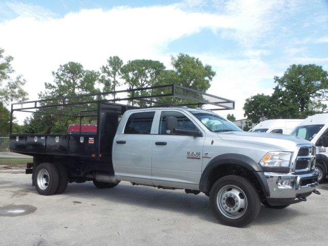 2017 Ram 4500 Crew Cab DRW 4x4 Platform Body #D74501 - photo 16