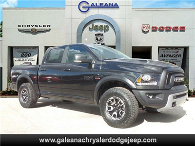 2018 Ram 1500 Crew Cab 4x4, Pickup #D81018 - photo 1
