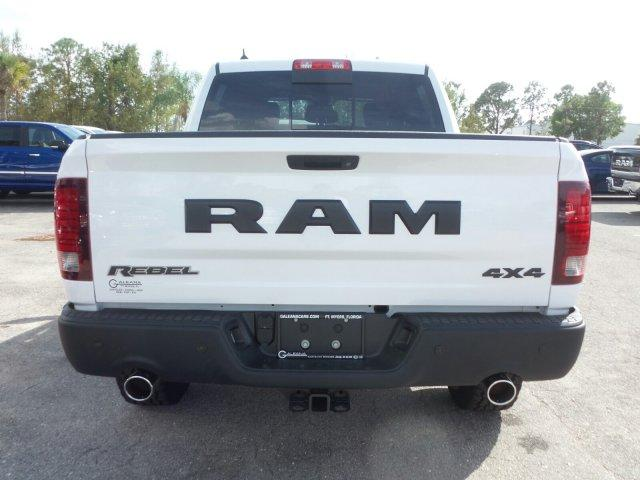 2018 Ram 1500 Crew Cab 4x4, Pickup #D81039 - photo 5