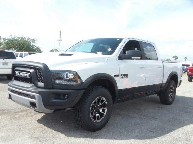 2018 Ram 1500 Crew Cab 4x4, Pickup #D81039 - photo 7