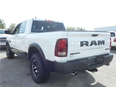2018 Ram 1500 Crew Cab 4x4, Pickup #D81039 - photo 6