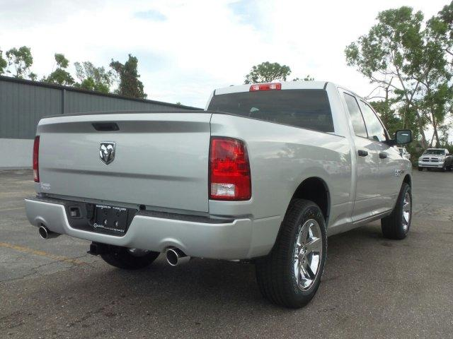 2018 Ram 1500 Quad Cab Pickup #D81085 - photo 2