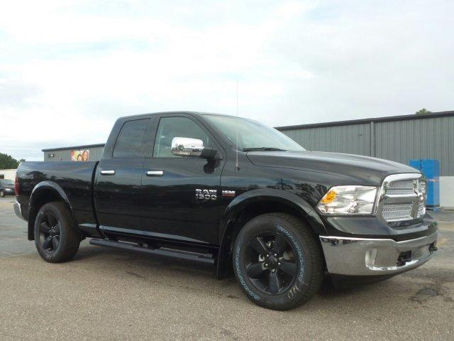 2018 Ram 1500 Quad Cab 4x4 Pickup #D81086 - photo 4