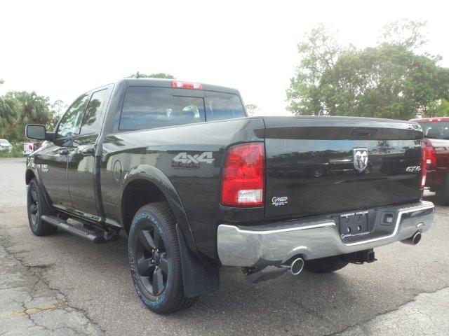 2018 Ram 1500 Quad Cab 4x4, Pickup #D81086 - photo 3