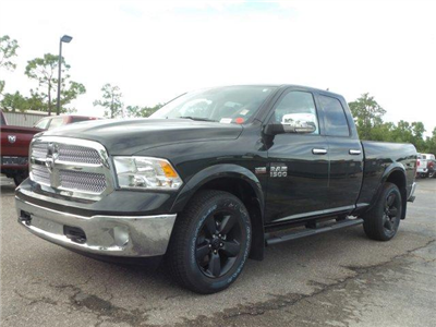 2018 Ram 1500 Quad Cab 4x4, Pickup #D81086 - photo 6
