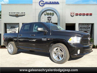 2018 Ram 1500 Crew Cab 4x4,  Pickup #D81088 - photo 1