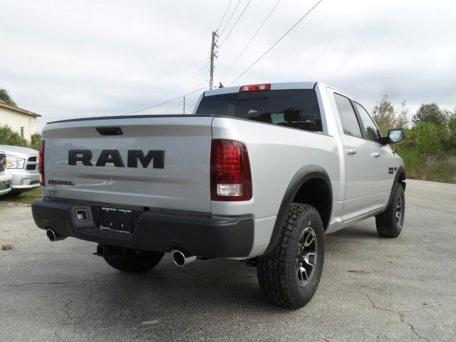 2018 Ram 1500 Crew Cab, Pickup #D81110 - photo 2