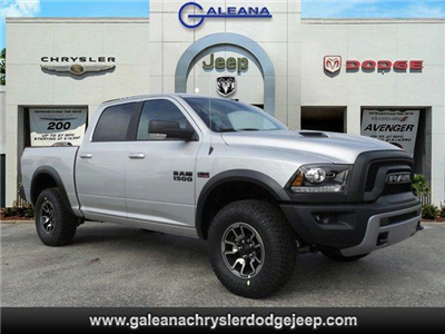 2018 Ram 1500 Crew Cab, Pickup #D81110 - photo 1