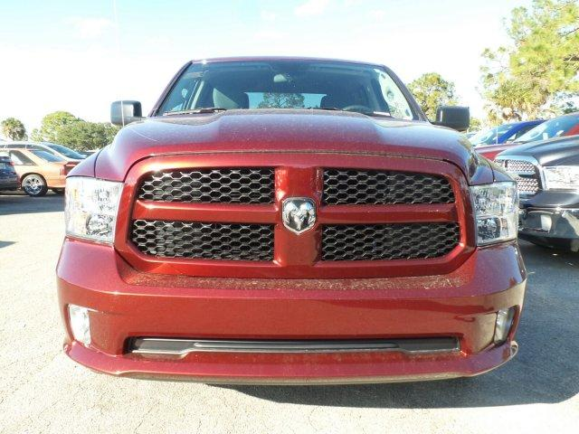 2018 Ram 1500 Quad Cab, Pickup #D81134 - photo 7